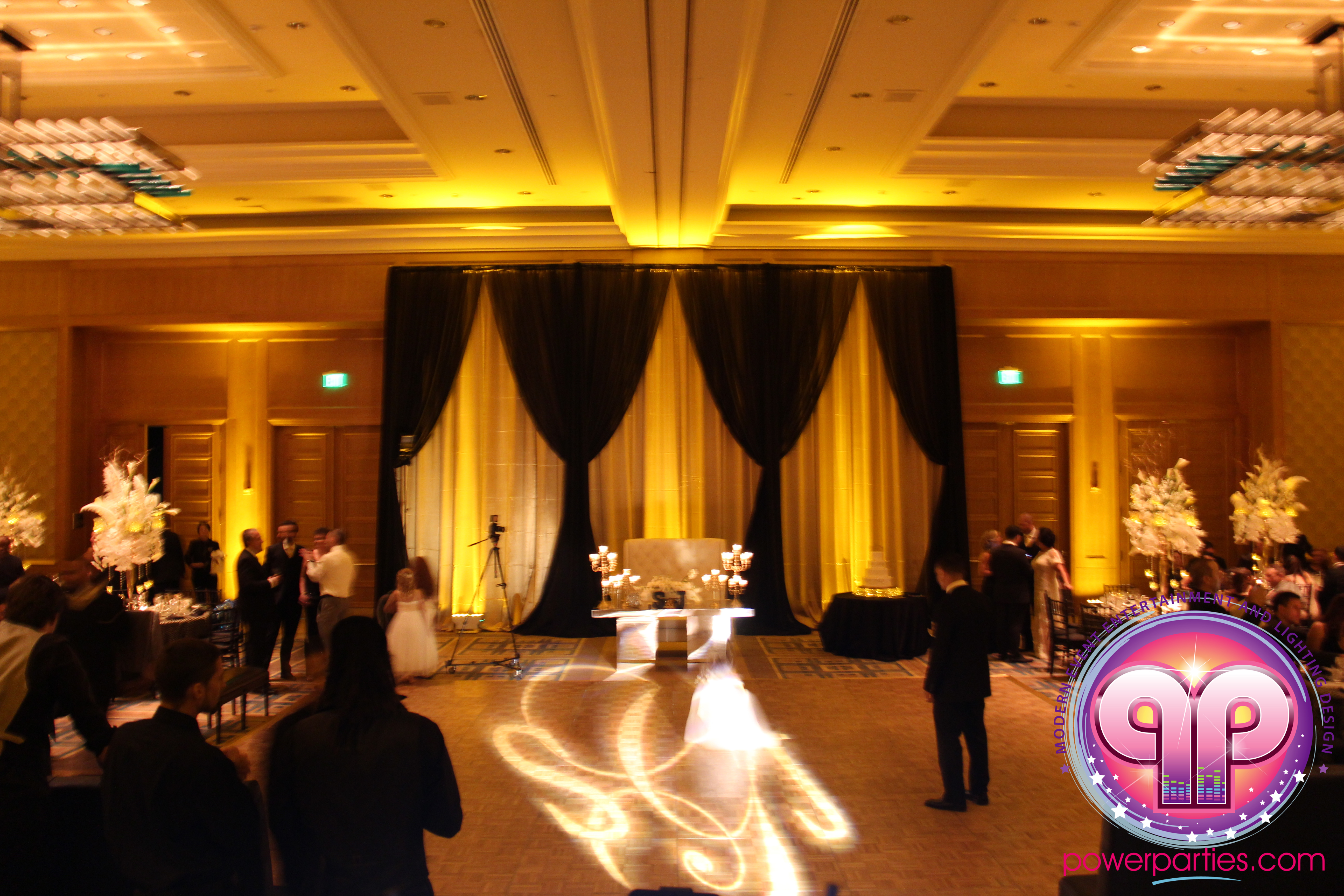 Miami Wedding Parties Four Seasons Weddings Lighting