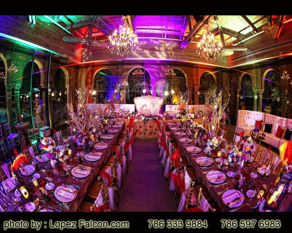 miami-quince-wedding-lighting
