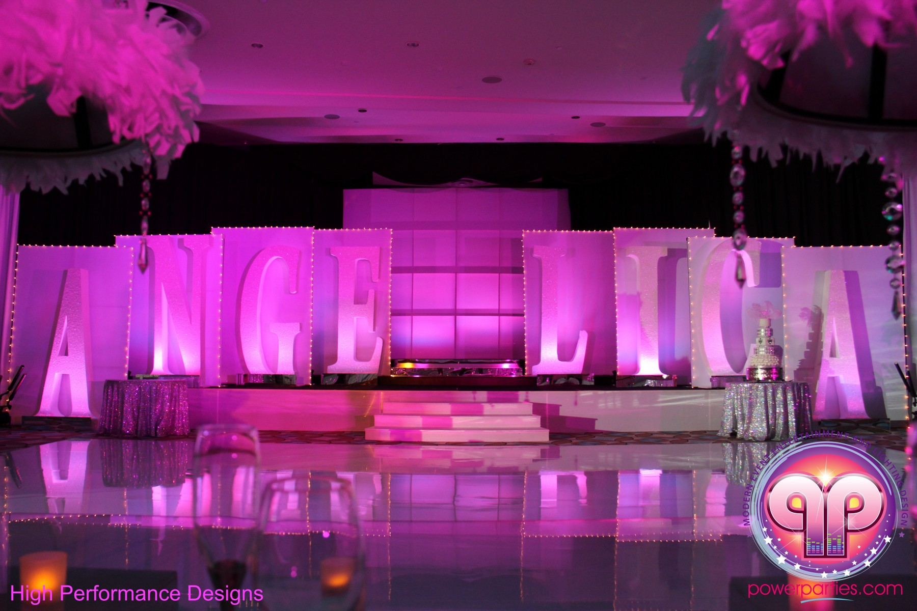 angelica's quince at the beautiful fontainebleau hotel miami beach