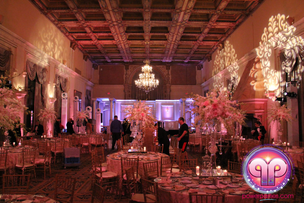 Miami Biltmore Hotel Coral Gables Quince Power Parties